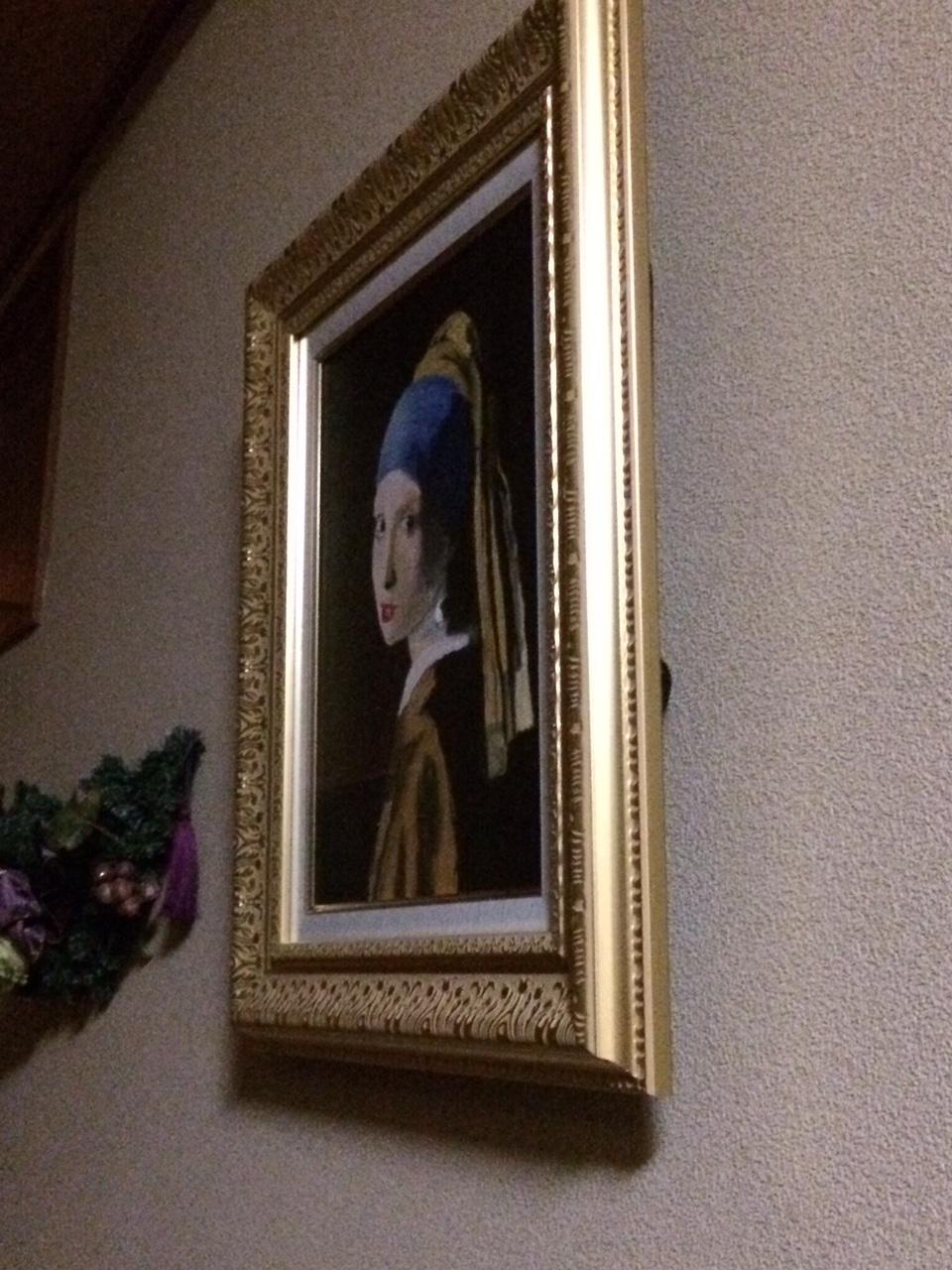 36 柴田 人世の中で一番上な絵を描いた瞬間