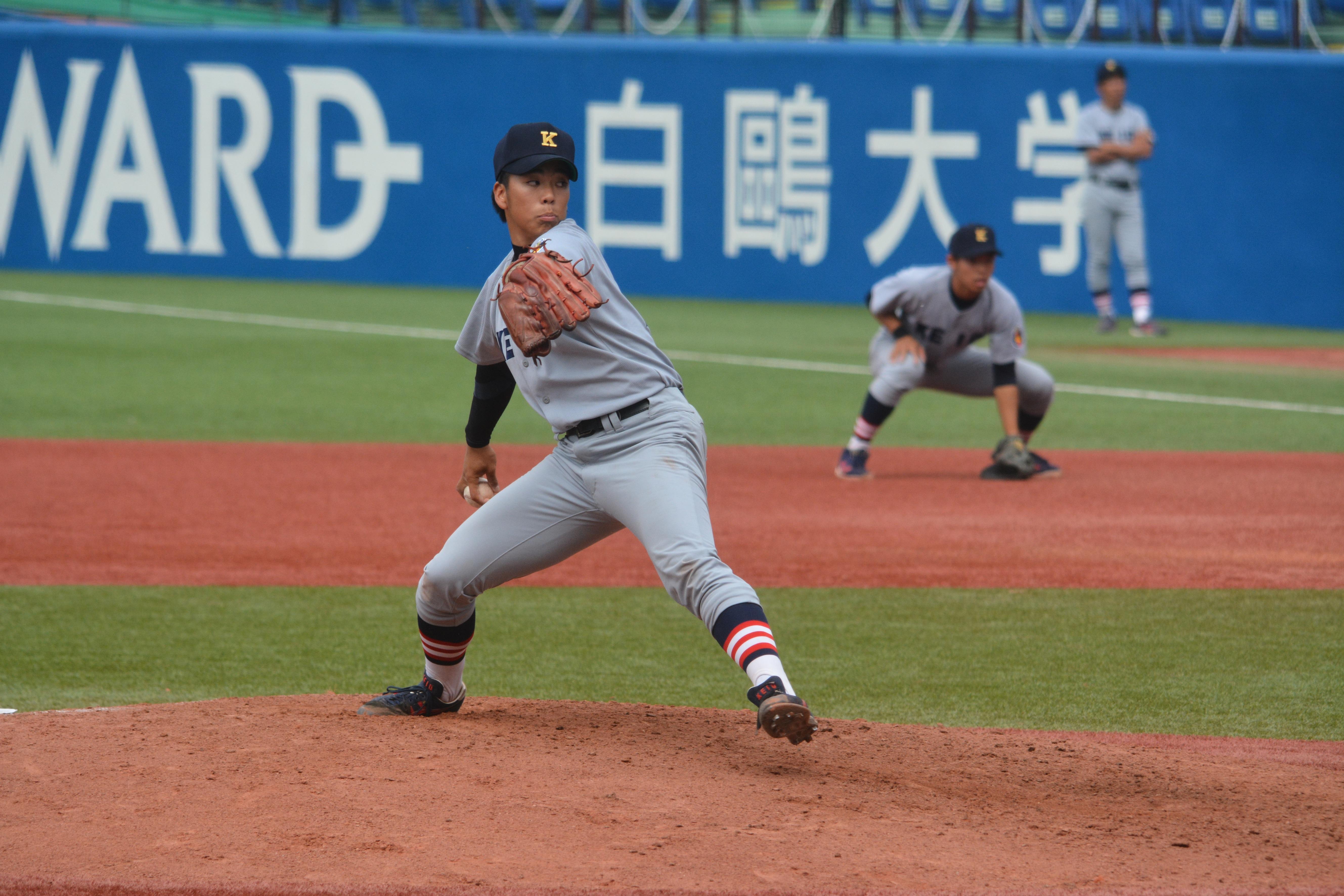 髙橋亮吾1(2年・慶應湘南藤沢)