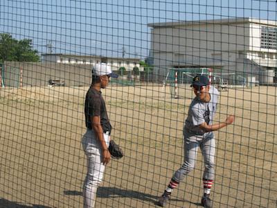 高岡高校野球教室-2