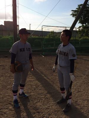高岡高校野球教室-3