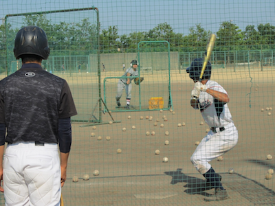 高岡高校野球教室-4