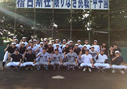 高岡高校野球教室-5