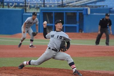 石井雄也(2年・慶應志木)