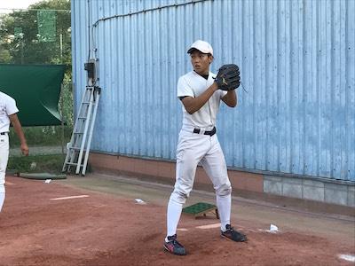西山健太(2年・慶應NY学院)