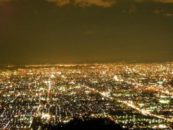 福井章吾 人生の中で一番綺麗な夜景だと思った瞬間