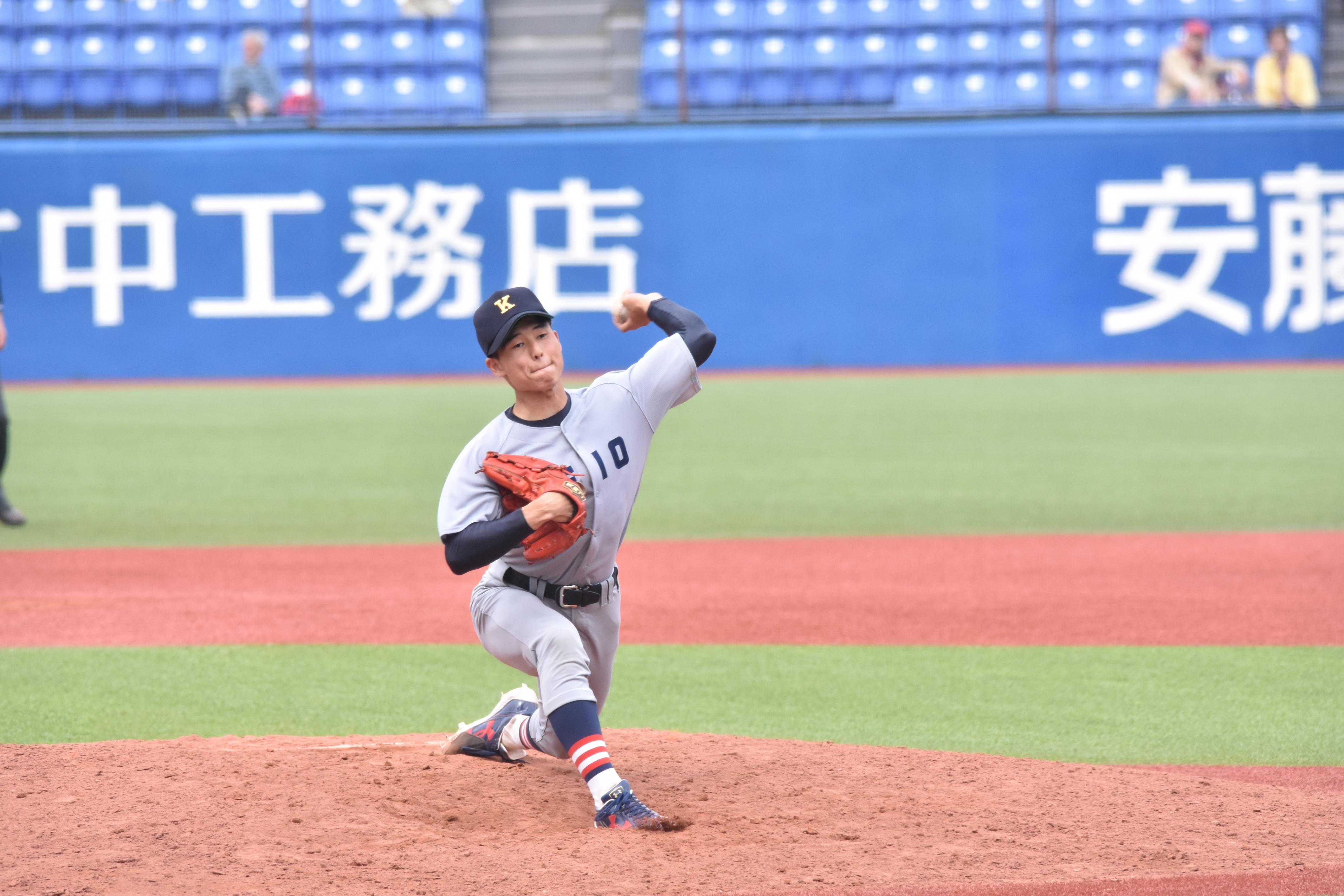 2019春立教②増居翔太(1年・彦根東)2