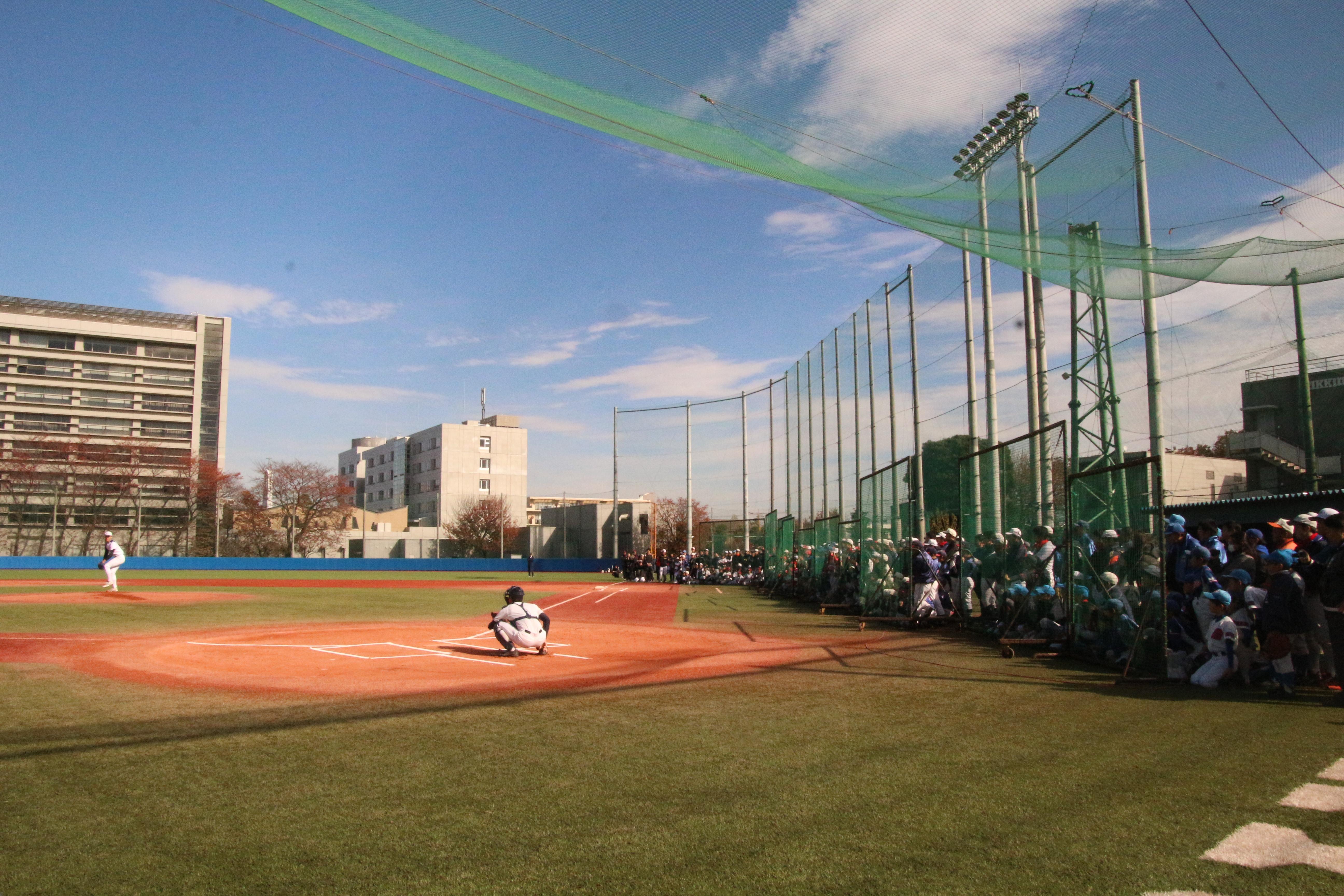少年野球教室 (945)