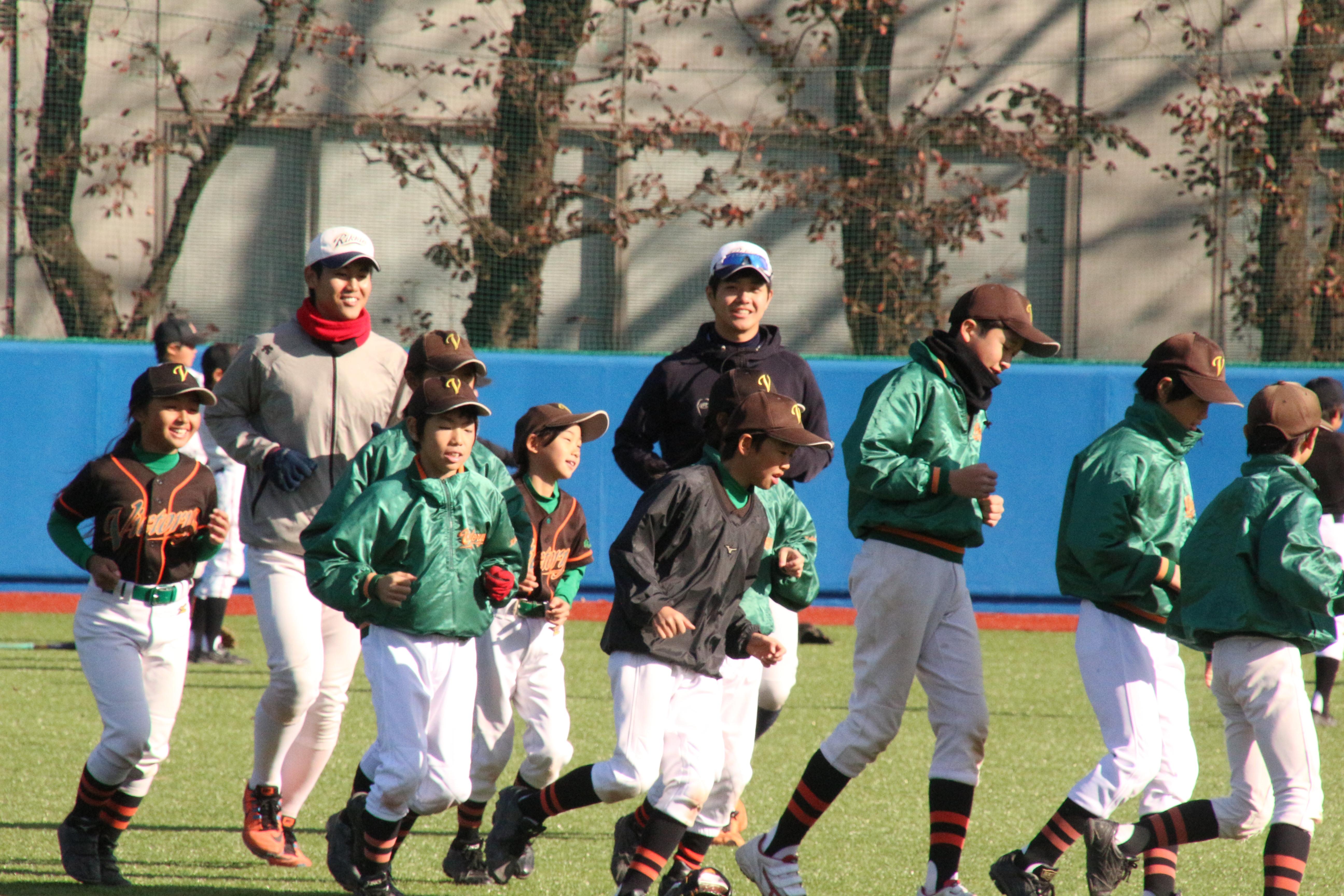 少年野球教室 (1228)