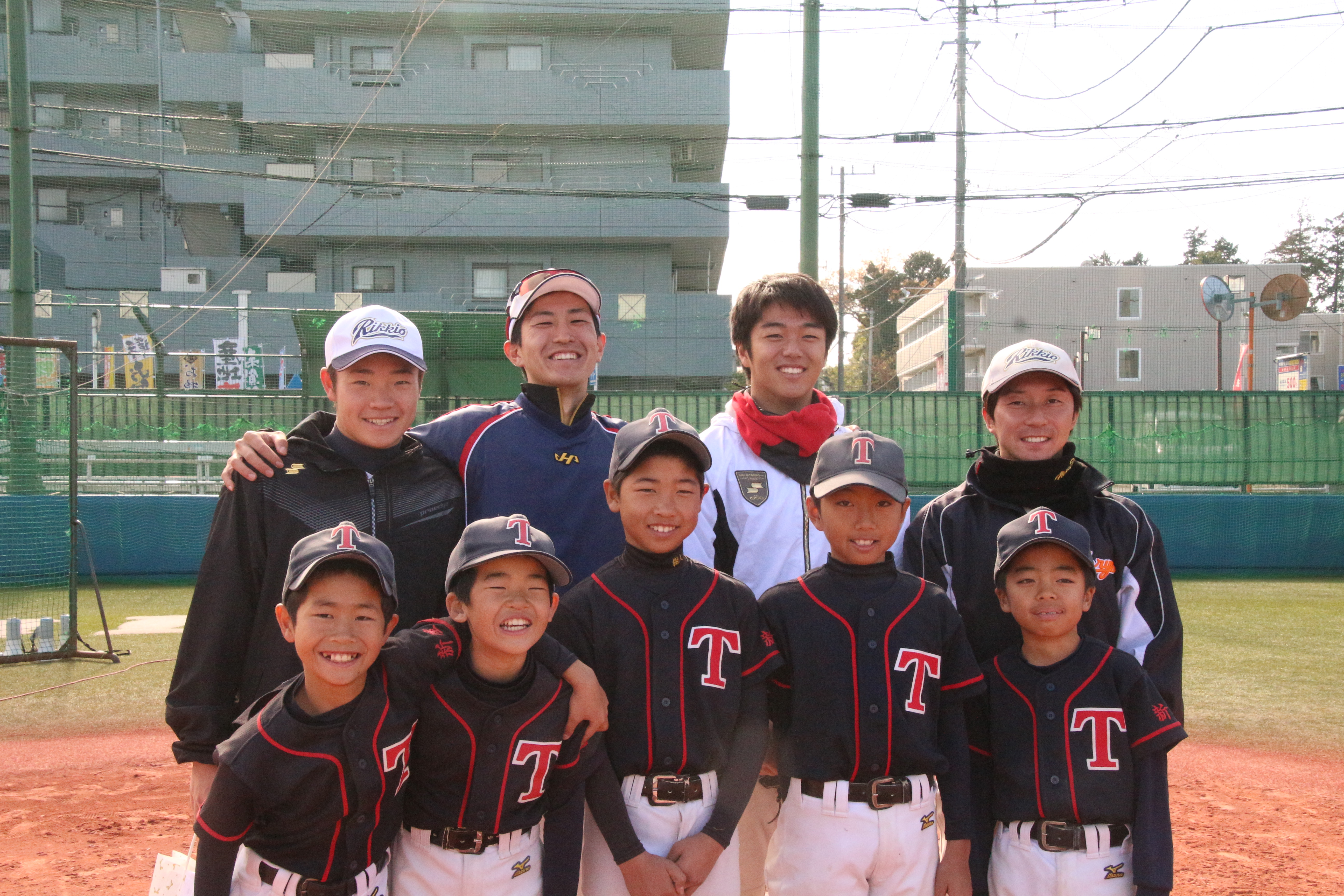少年野球教室 (1060)