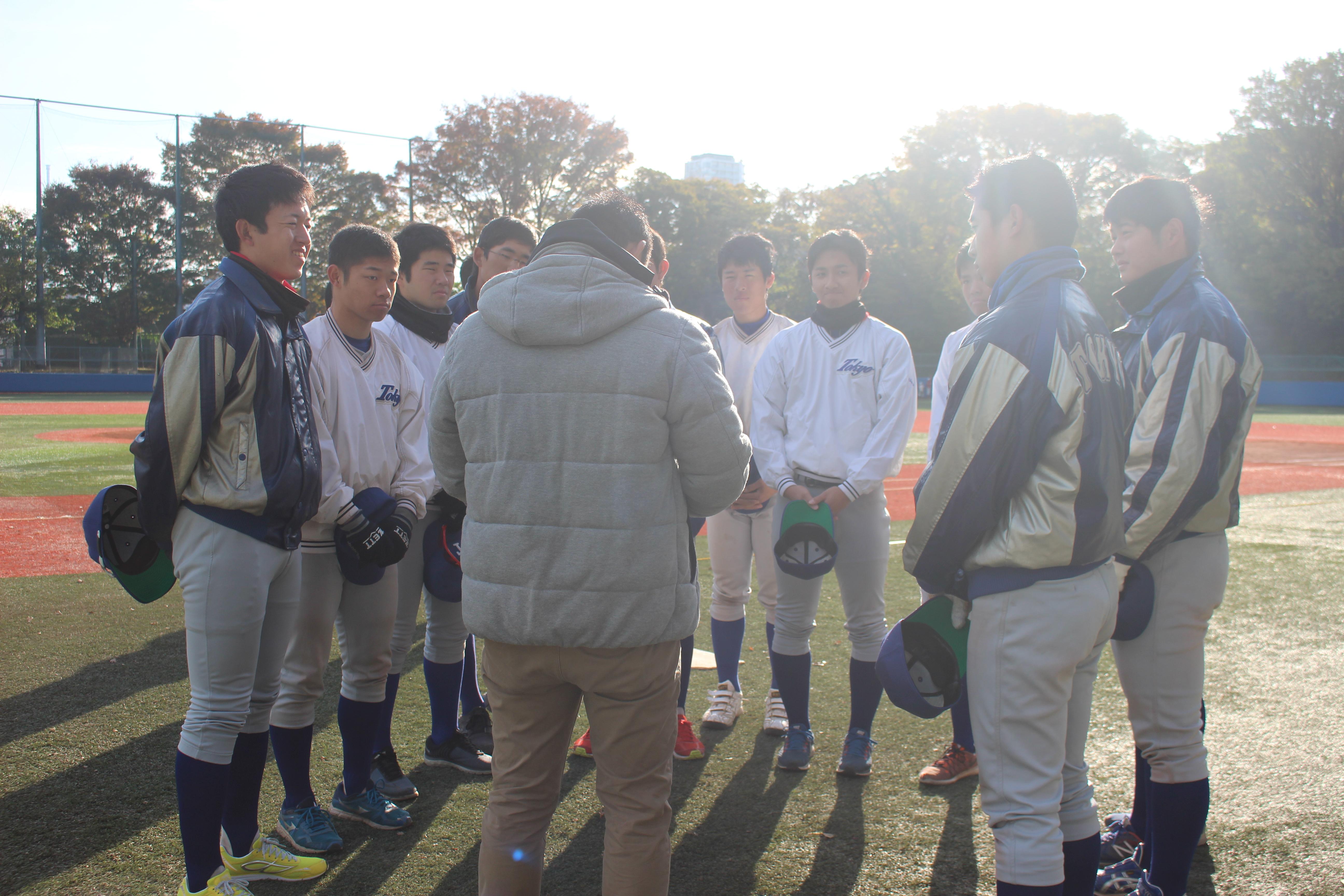 文京ベースボールフェスタ (1)